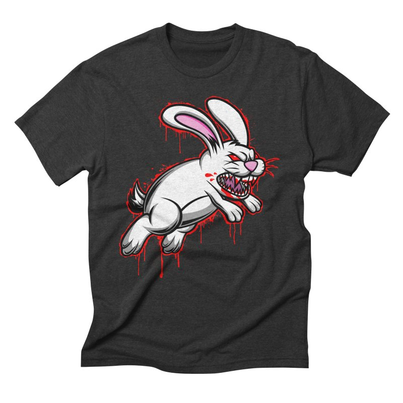BLOODY RUN AWAY!!! Men's Triblend T-Shirt by inbrightestday's Artist Shop