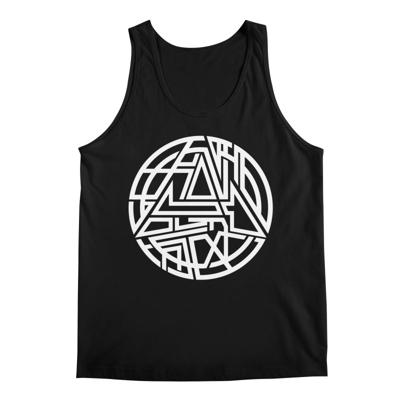 Brightest Men's Tank by inbrightestday's Artist Shop