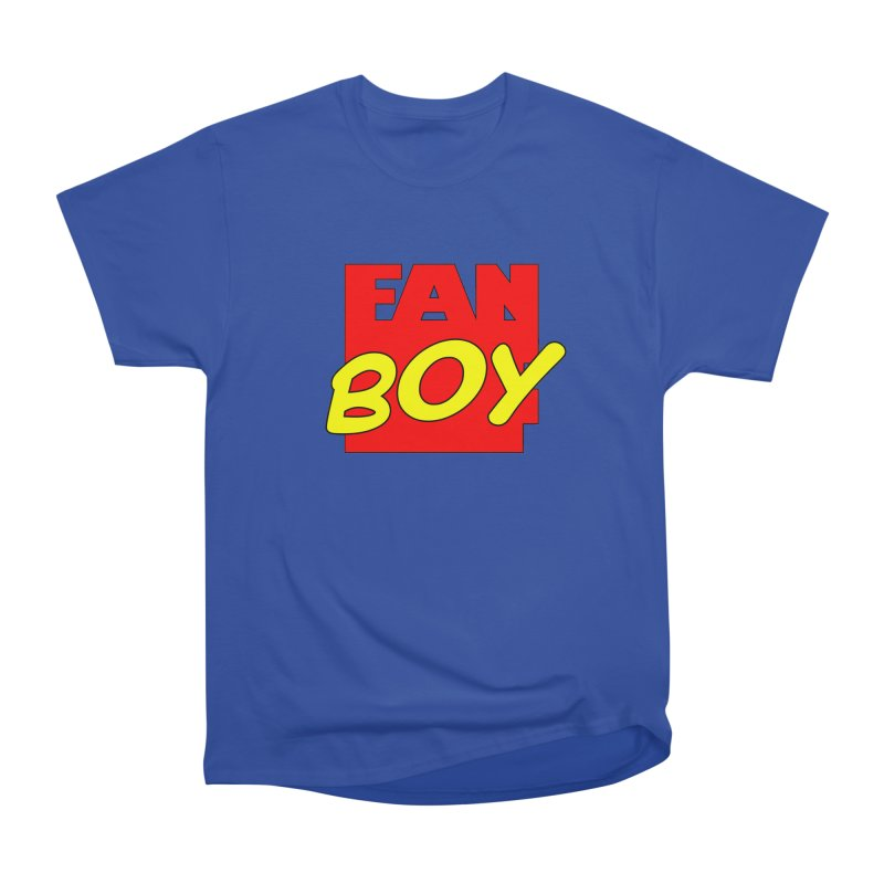 Fanboy Men's Classic T-Shirt by inbrightestday's Artist Shop