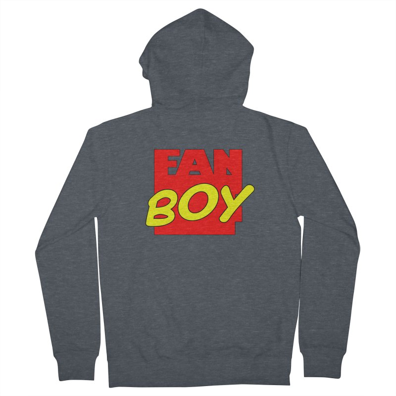 Fanboy   by inbrightestday's Artist Shop