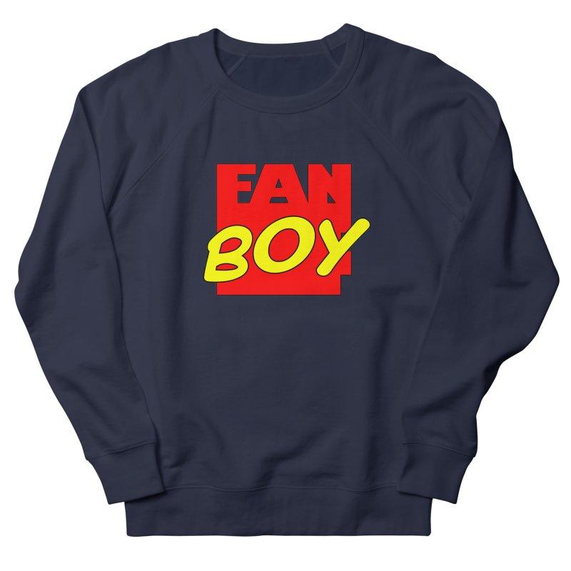 Fanboy Men's Sweatshirt by inbrightestday's Artist Shop