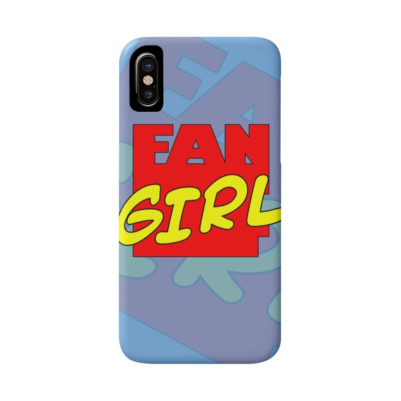 Fangirl Accessories Phone Case by inbrightestday's Artist Shop