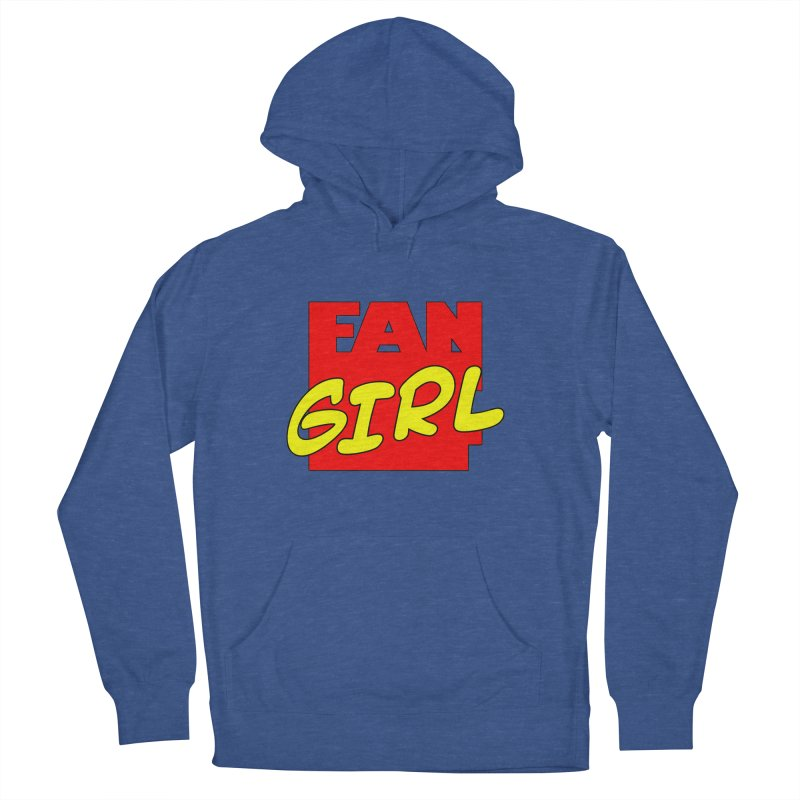 Fangirl Women's Pullover Hoody by inbrightestday's Artist Shop