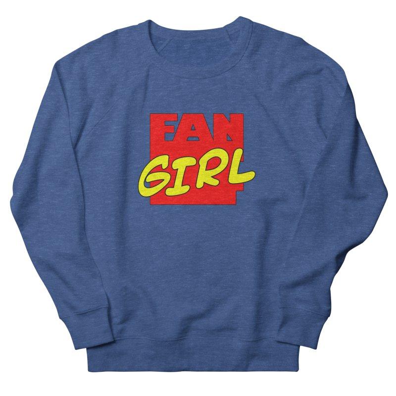 Fangirl Women's Sweatshirt by inbrightestday's Artist Shop