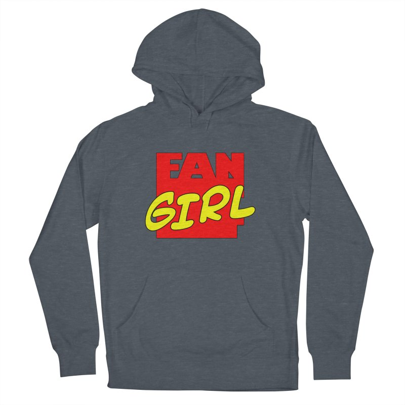Fangirl Women's Pullover Hoody by inbrightestday's Artist Shop