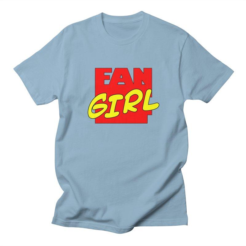 Fangirl Women's Unisex T-Shirt by inbrightestday's Artist Shop