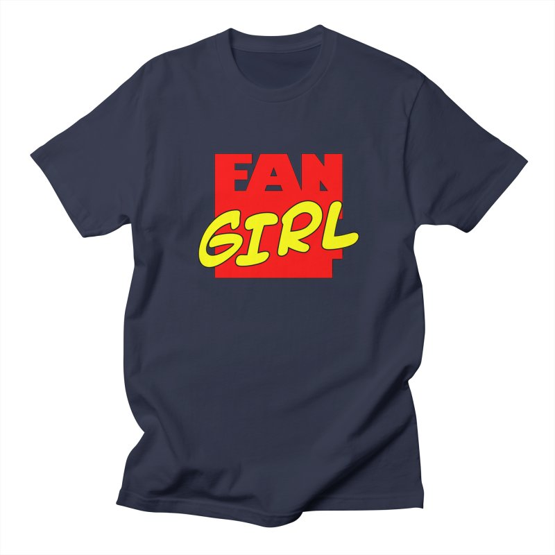 Fangirl Women's Unisex T-Shirt by inbrightestday's Artist Shop