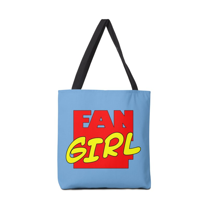 Fangirl Accessories Bag by inbrightestday's Artist Shop
