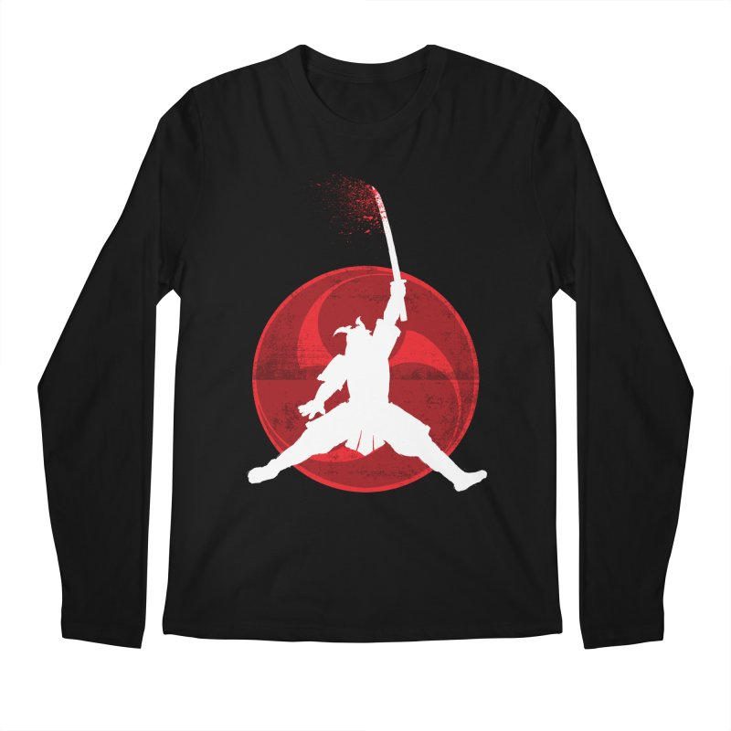 Slamurai 2 Men's Longsleeve T-Shirt by inbrightestday's Artist Shop