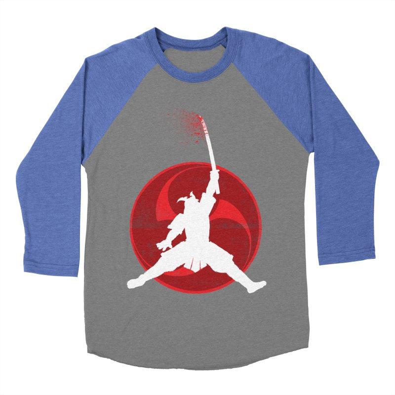 Slamurai 2 Men's Baseball Triblend T-Shirt by inbrightestday's Artist Shop