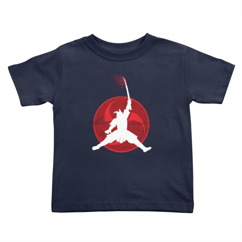 Slamurai 2 Kids Toddler T-Shirt by inbrightestday's Artist Shop