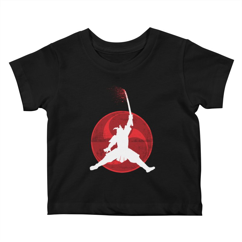 Slamurai 2 Kids Baby T-Shirt by inbrightestday's Artist Shop