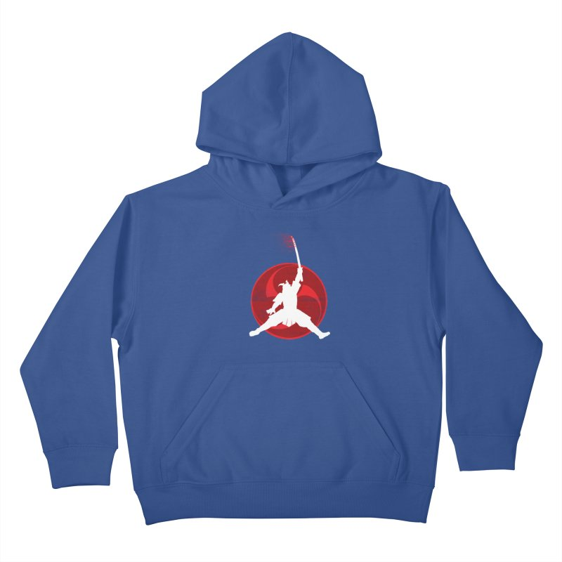 Slamurai 2 Kids Pullover Hoody by inbrightestday's Artist Shop