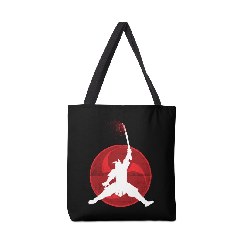 Slamurai 2 Accessories Bag by inbrightestday's Artist Shop