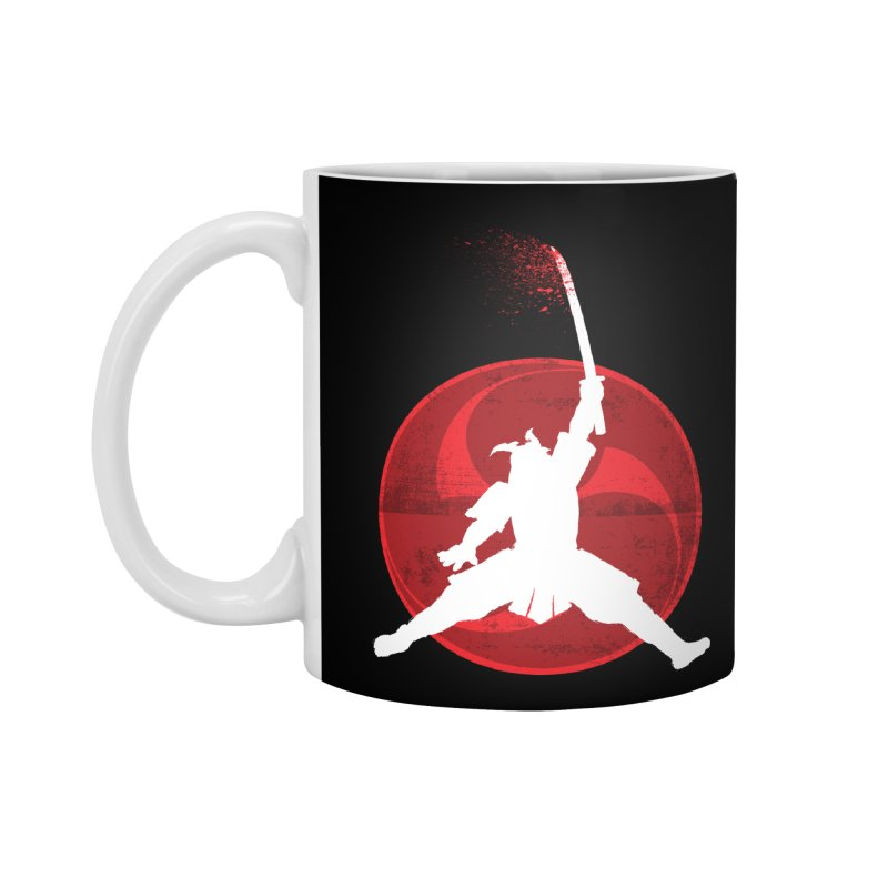 Slamurai 2 Accessories Standard Mug by inbrightestday's Artist Shop