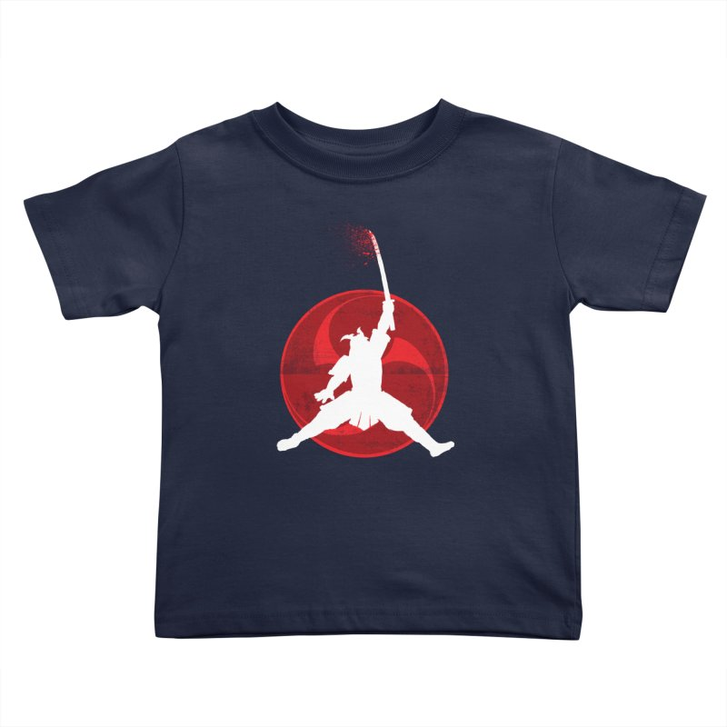 Slamurai 2 Kids Toddler T-Shirt by inbrightestday's Artist Shop