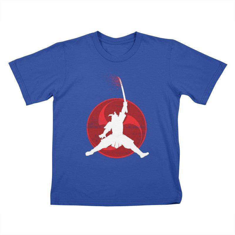 Slamurai 2 Kids T-Shirt by inbrightestday's Artist Shop