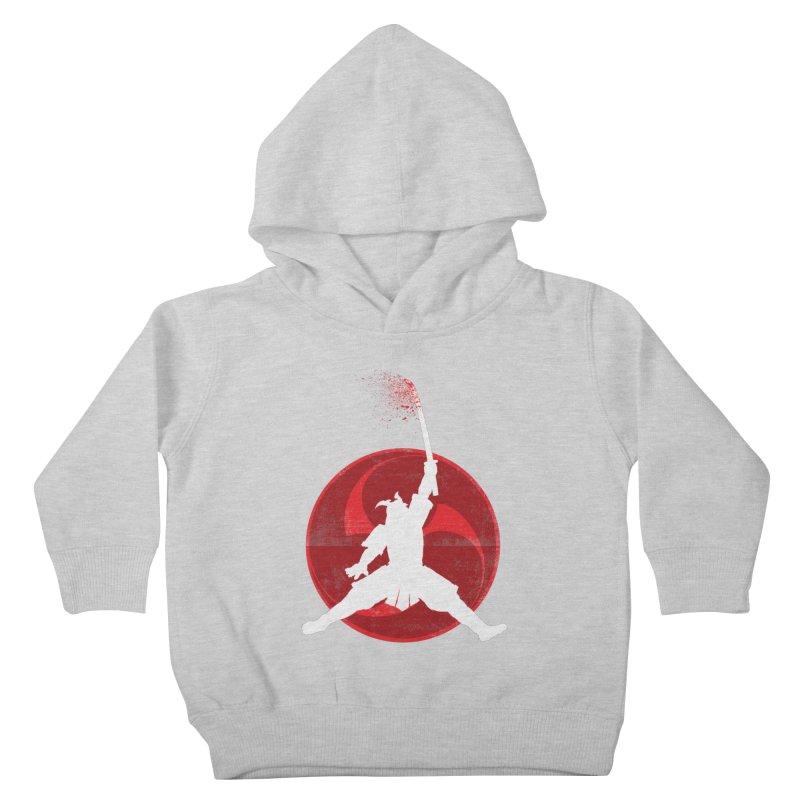 Slamurai 2 Kids Toddler Pullover Hoody by inbrightestday's Artist Shop