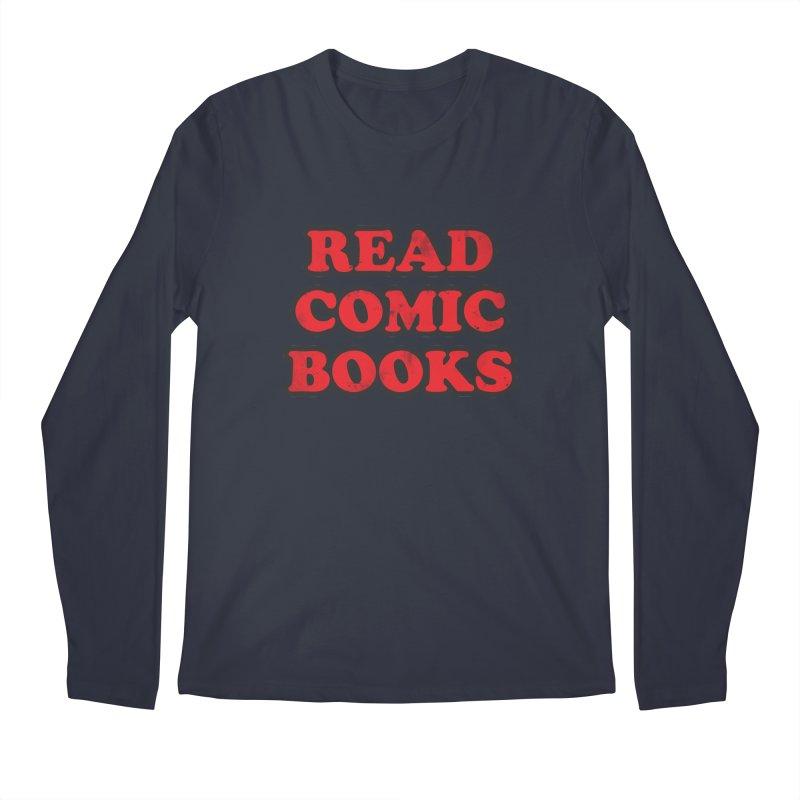 Classic Literature Men's Longsleeve T-Shirt by inbrightestday's Artist Shop