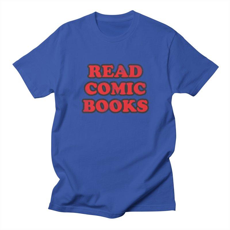Classic Literature Men's T-Shirt by inbrightestday's Artist Shop