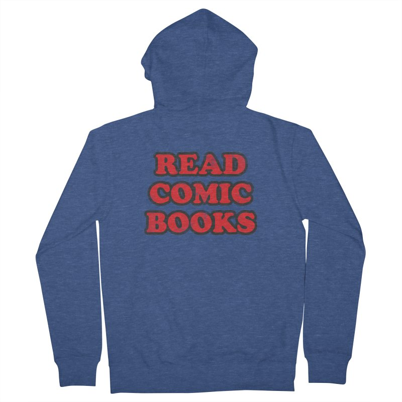 Classic Literature Men's Zip-Up Hoody by inbrightestday's Artist Shop