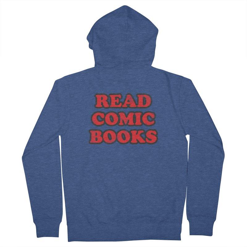 Classic Literature Men's Zip-Up Hoody by inbrightestday's Artist Shop