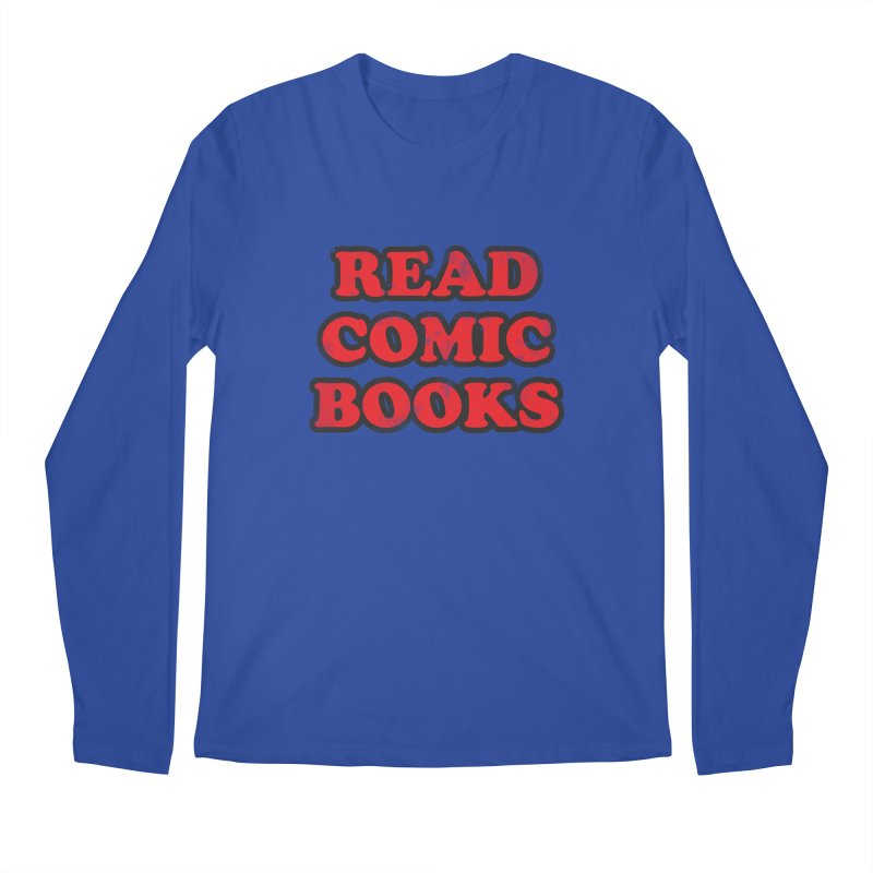 Classic Literature Men's Longsleeve T-Shirt by inbrightestday's Artist Shop