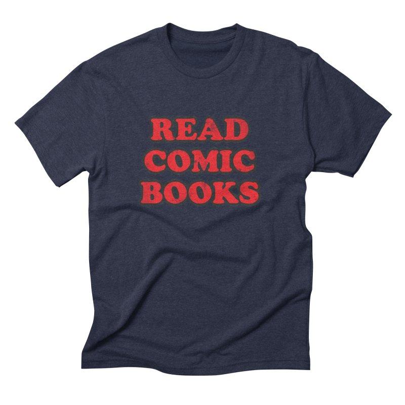 Classic Literature Men's Triblend T-Shirt by inbrightestday's Artist Shop