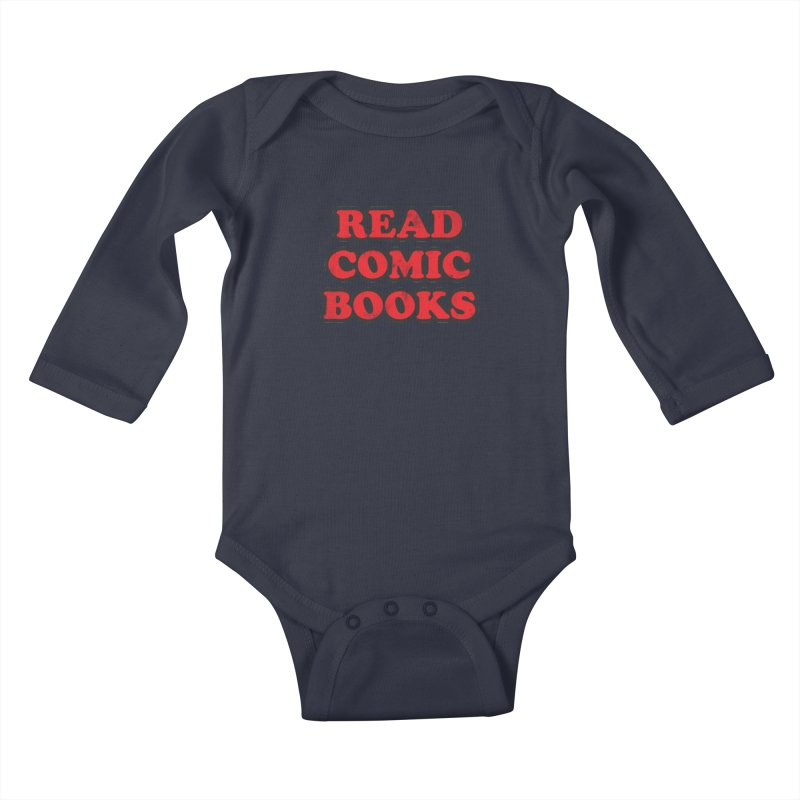 Classic Literature Kids Baby Longsleeve Bodysuit by inbrightestday's Artist Shop