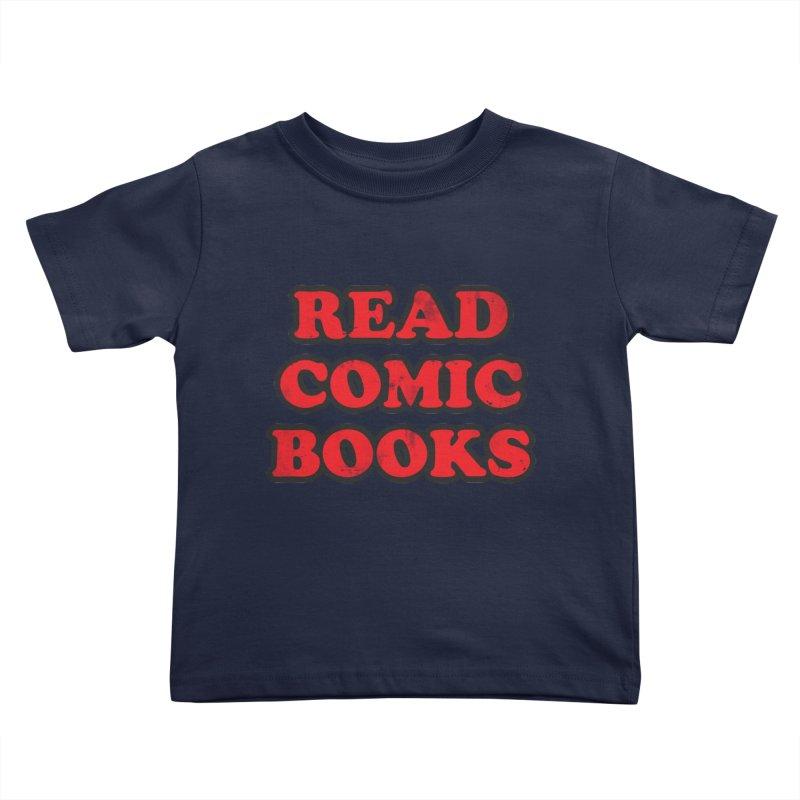 Classic Literature Kids Toddler T-Shirt by inbrightestday's Artist Shop