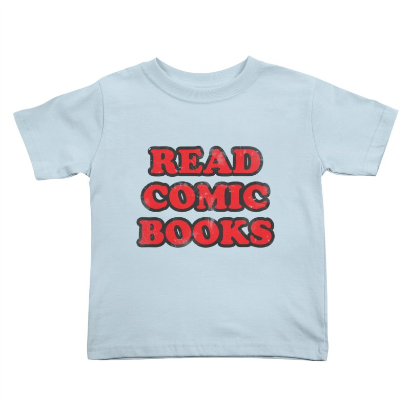 Classic Literature Kids Toddler T-Shirt by inbrightestday's Artist Shop