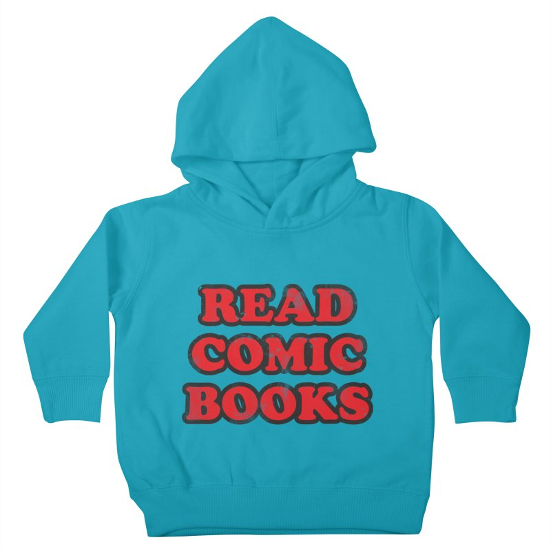Classic Literature Kids Toddler Pullover Hoody by inbrightestday's Artist Shop