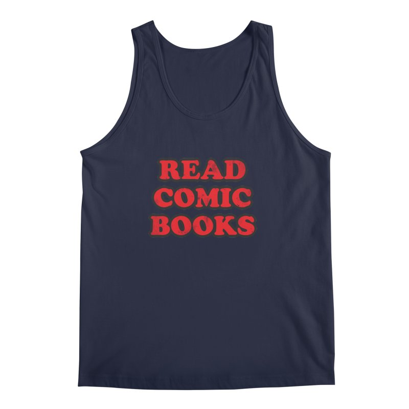 Classic Literature Men's Tank by inbrightestday's Artist Shop