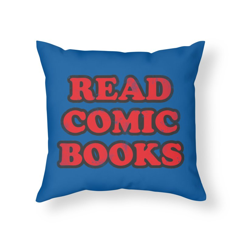 Classic Literature Home Throw Pillow by inbrightestday's Artist Shop