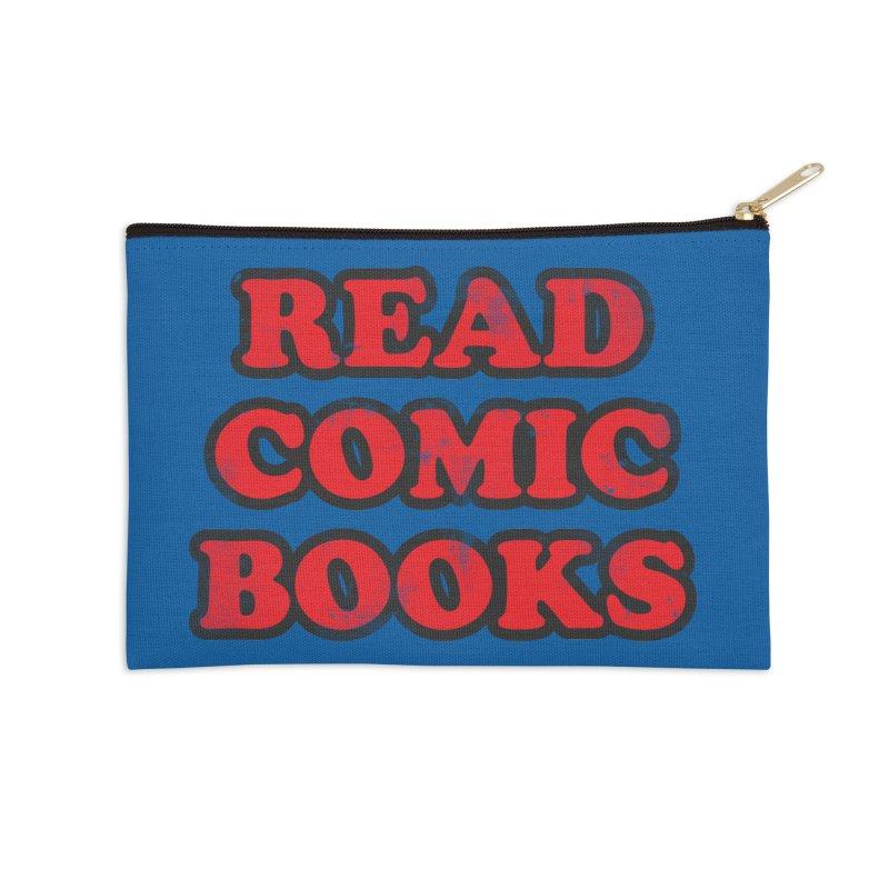 Classic Literature Accessories Zip Pouch by inbrightestday's Artist Shop