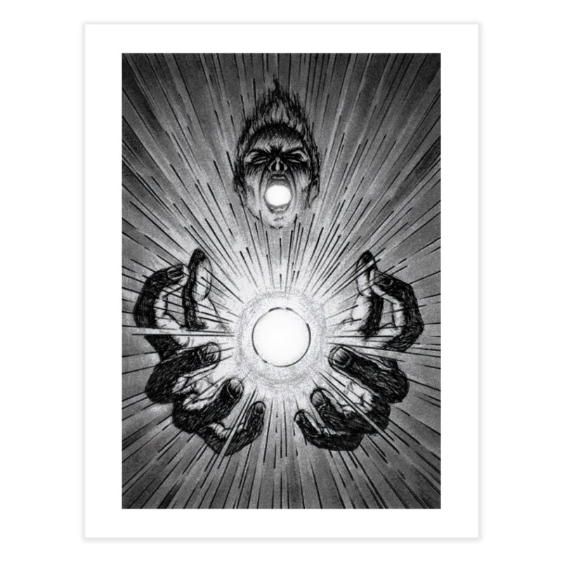 Ultimate Power Home Fine Art Print by inbrightestday's Artist Shop