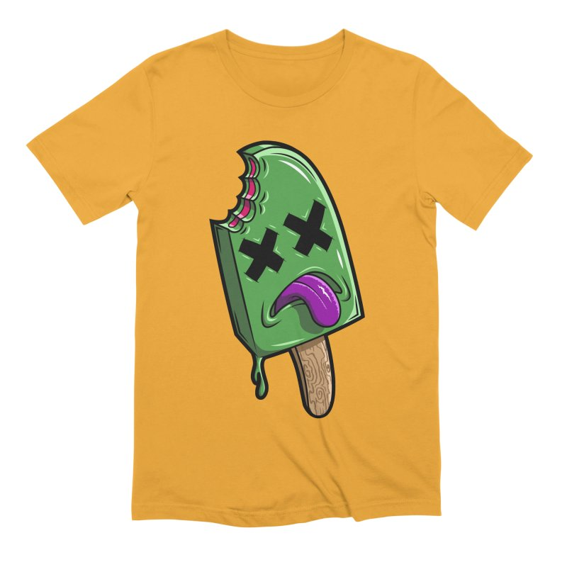 Deadsicle Men's Extra Soft T-Shirt by inbrightestday's Artist Shop