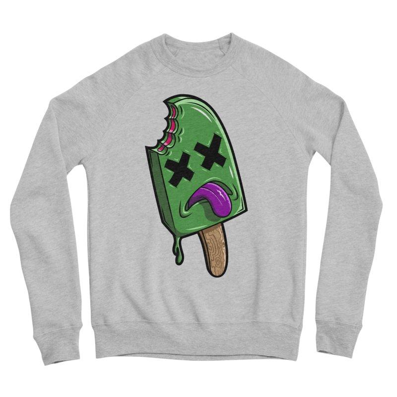 Deadsicle Men's Sponge Fleece Sweatshirt by inbrightestday's Artist Shop