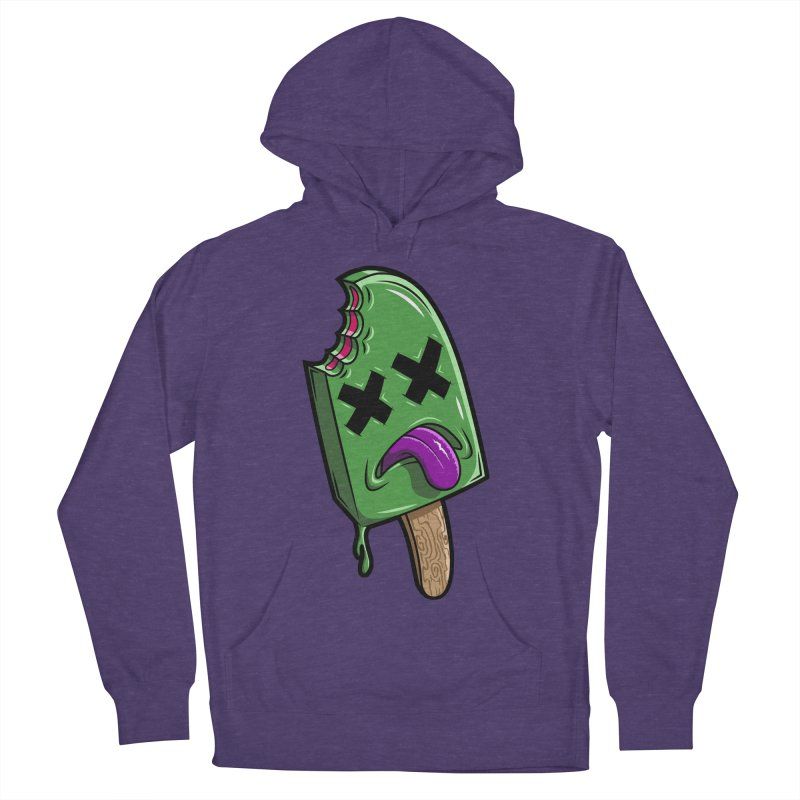 Deadsicle Women's Pullover Hoody by inbrightestday's Artist Shop