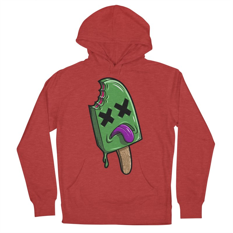 Deadsicle Men's Pullover Hoody by inbrightestday's Artist Shop