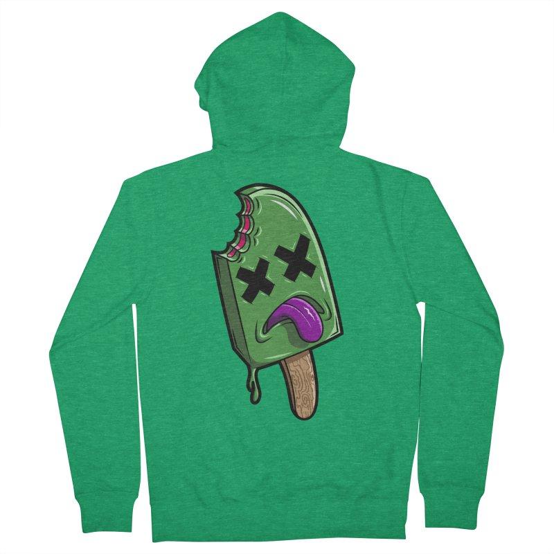 Deadsicle Women's Zip-Up Hoody by inbrightestday's Artist Shop