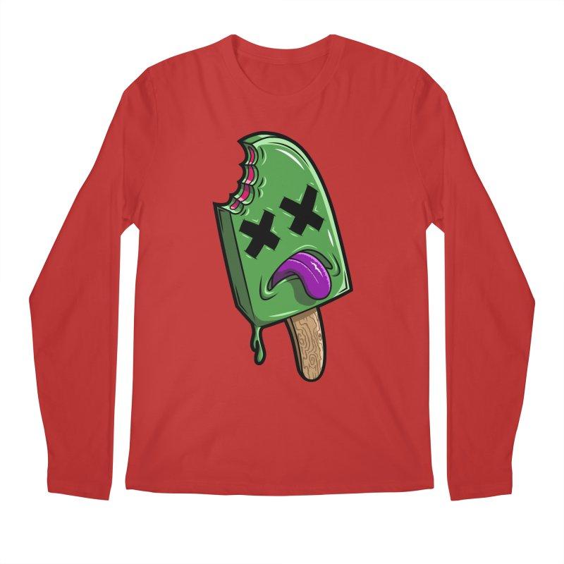 Deadsicle Men's Longsleeve T-Shirt by inbrightestday's Artist Shop