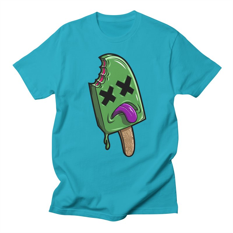 Deadsicle Men's T-shirt by inbrightestday's Artist Shop