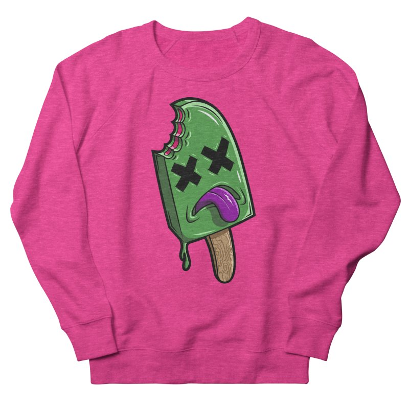Deadsicle Men's Sweatshirt by inbrightestday's Artist Shop