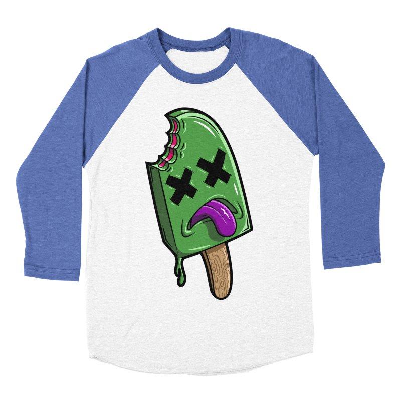 Deadsicle Women's Baseball Triblend T-Shirt by inbrightestday's Artist Shop