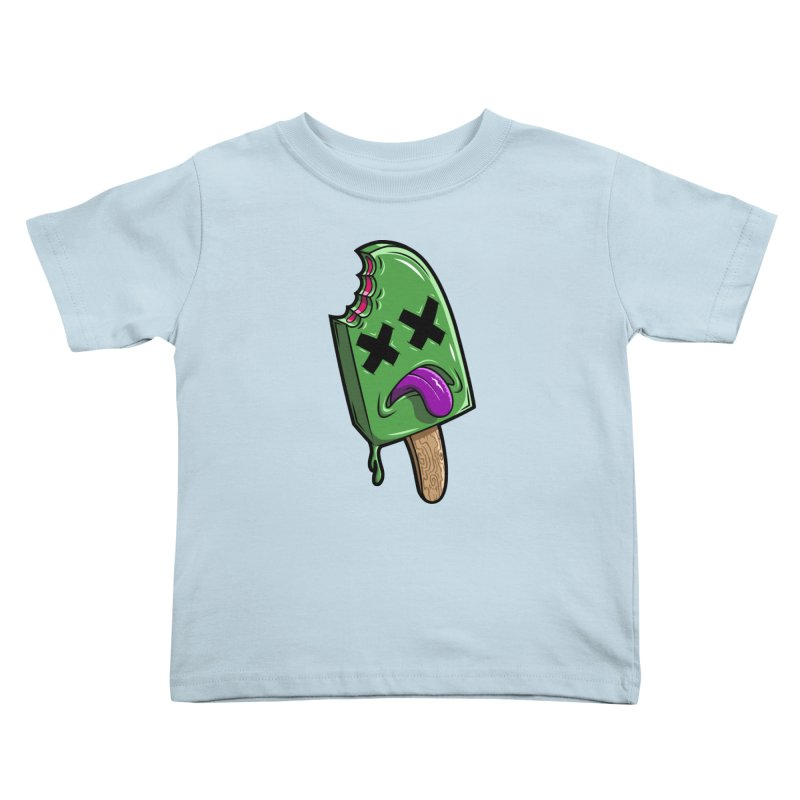 Deadsicle Kids Toddler T-Shirt by inbrightestday's Artist Shop