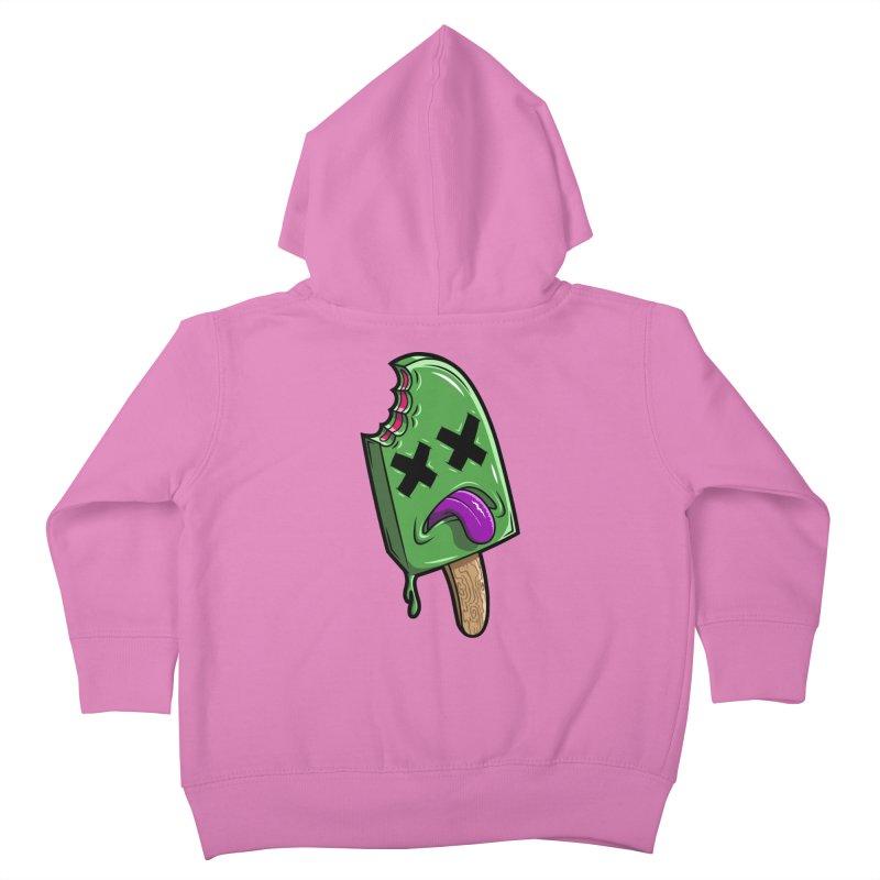 Deadsicle Kids Toddler Zip-Up Hoody by inbrightestday's Artist Shop