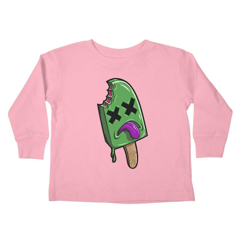 Deadsicle Kids Toddler Longsleeve T-Shirt by inbrightestday's Artist Shop