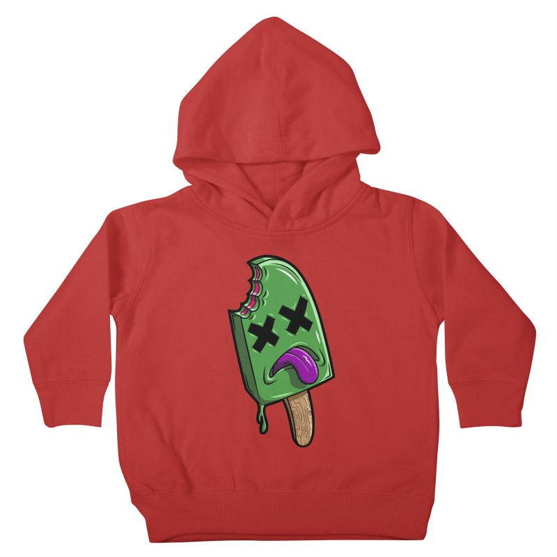 Deadsicle Kids Toddler Pullover Hoody by inbrightestday's Artist Shop