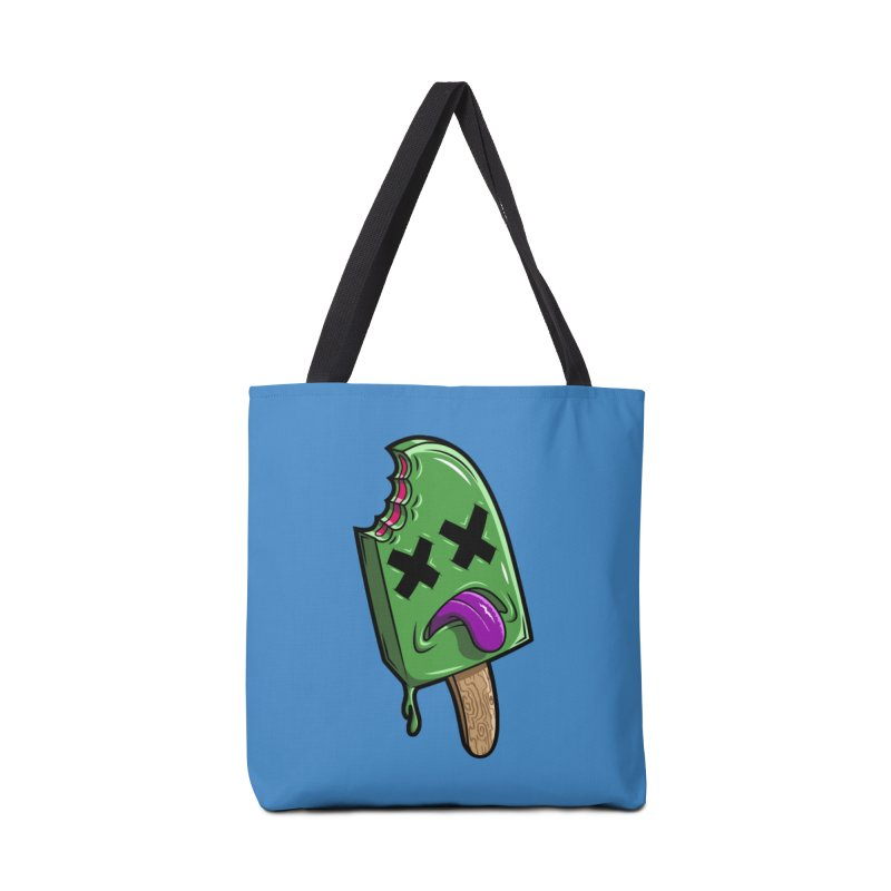 Deadsicle Accessories Bag by inbrightestday's Artist Shop